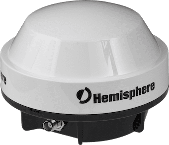 A43 Antenna - Hemisphere GNSS | Advanced GNSS Technology to Empower